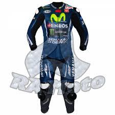 Ra 15102 Maverick Vinales Movistar Yamaha Motogp 2017 Suit