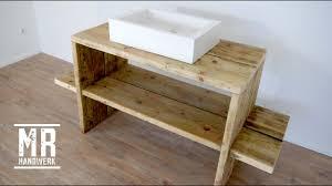 Waschbeckenunterschrank Holz Selber Bauen Wohndesign Ideen