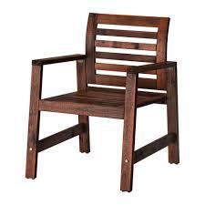 outdoor arm chair. ÄPPLARÖ Armchair, Outdoor Arm Chair D