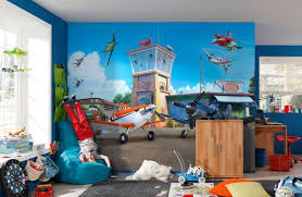 Photo Wall Mural Photography Wallpaper Disney Planes By EuArtCafe, $69.00