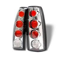 chevrolet c and k series truck tail lights at andy s auto sport 92 99 chevrolet suburban 94 99 chevrolet tahoe 99 00 gmc acircmiddot spyder altezza tail lights