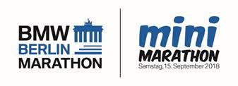 Bildergebnis für Berlin Marathon logo 2018