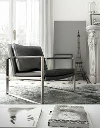 Modern Lounge Chairs For Living Room Charles Modern Lounge Chair Modloft