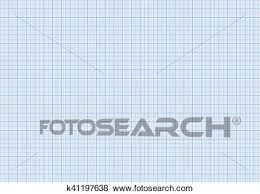 One Millimeter Graph Paper Cyan Color On A4 Size Horizontal