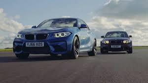 Coupe Series bmw 1 m : BMW M2 vs BMW 1M Coupe   Chris Harris Drives   Top Gear - YouTube