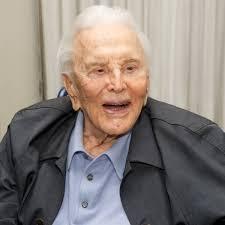 Kirk Douglas Dead at 103 - E! Online