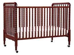 jenny lind baby bed. Wonderful Bed DaVinci Jenny Lind Stationary Crib Rich Cherry Intended Baby Bed I