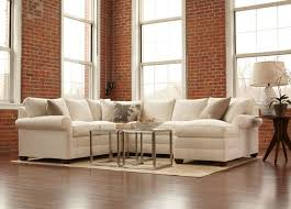 furniture stylish ethan allen sectional sofas house interiors58