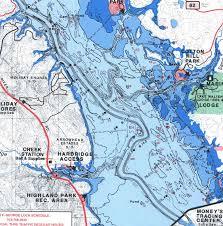 Lake Eufaula Alabama Depth Chart Lake Eufaula Topo Map