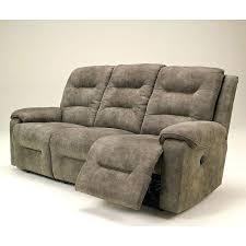 ashley recliner sofa and rotation smoke reclining sofa w power 64 signature design by ashley acieona