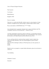 Example Of A Letter Of Support Filename Joele Barb