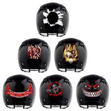customized vinyl motorcycle helmet sticker personalized motorcycle