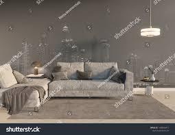High End Luxury Italian Style Grey ...