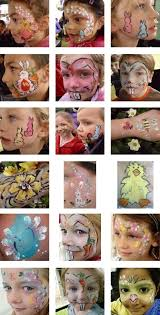 easter face painting designs
