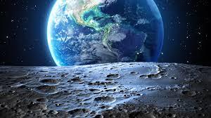 Earth Moon 4k 4k-wallpapers ...