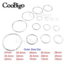 Buy o ring silver and <b>get</b> free shipping on AliExpress.com