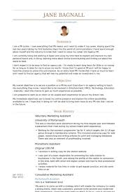 Marketing Assistant Resume Classy Cv Marketing Assistant Resume Samples Visualcv 60 Depiction Fenland