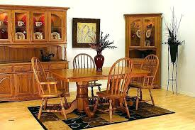 oak dining table chairs ebay oak dining room set full size of dining oak dining room