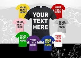 Websites Where You Can Make Your Own Shirt Custom Shirt Customize Your Own Shirt With Text Text On A Etsy