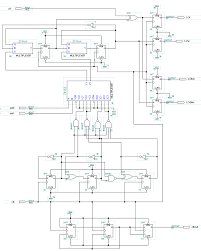 home html on digital output schematic
