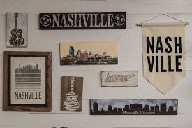 Nashville Sign Decor Music City Marketplace Shop Local in Downtown Nashville 19