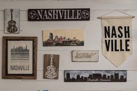 Nashville Sign Decor Music City Marketplace Shop Local in Downtown Nashville 19