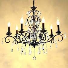 medium size of candle chandelier non electric