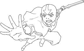 Avatar Vind En Print Bliksemsnel Een Kleurplaat Ukkonl