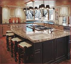 Kitchen Island Designs With Cooktop And Seating