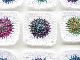Square Crochet Pattern Custom Design