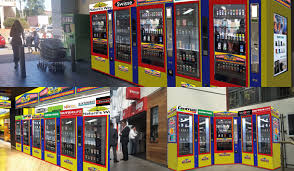 Australia Vending Machine Extraordinary Vitamin Vending Machines Hit Australia AJP