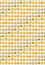 emoji faces wallpaper. Exellent Emoji Emoticons Wallpaper And Selfmade Image On Emoji Faces Wallpaper A