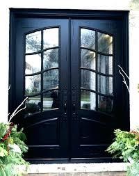 half glass exterior door double glass entry doors double glass front doors s double panel glass half glass exterior door