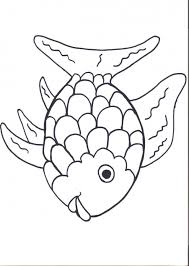 rainbow fish printables august pre themes child care 276602