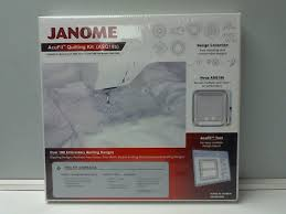 Acufil Quilting Designs Janome Acufil Quilting Kit 500e 864402008