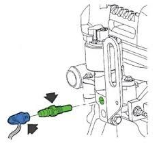 saturn tech tip diagnosing a cracked engine coolant temperature sensor