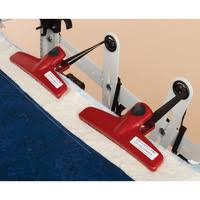 Red Snapper - Quilt Frame Loading System & GRIP LITE LONGARM SIDE CLAMPS SET OF 2 Adamdwight.com