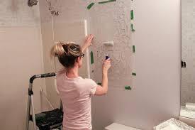 wall stencils art image of stencil wall art