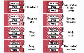 Ideas For Boyfriend Coupons Homemade Coupons For Boyfriend Template Coupon Book Husband Free