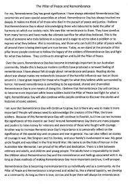 role in honoring veterans essay my role in honoring veterans essay
