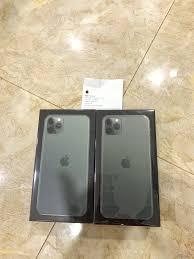 Bán iphone 11 pro max màu xanh 256gb, LL, full box, nguyên seal - TP.Hồ Chí  Minh - Five.vn