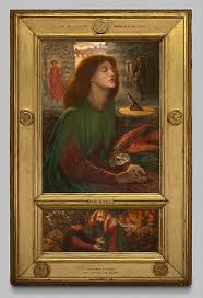 view enlargement add to my collection dante gabriel rossetti