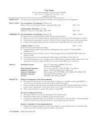 Graduate Student Resume Curriculum Vitae Fieldstation Co Format