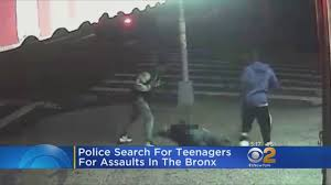 Search For Teens Police Search For Teens In Bronx Assault Youtube