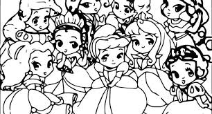 Baby Disney Princess Coloring Pages Justgetlinkinfo