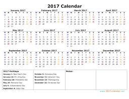 Printable Calendar Starting Monday 2017 Calendar Start With Monday