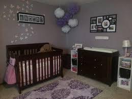 Girl Rooms Purple Nursery Ideas Baby Girls Nurseries