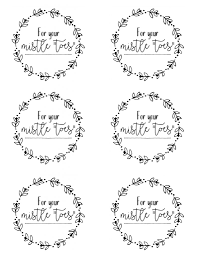 labels 6 per page free printables for friends neighbors teachers etc christmas