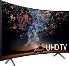 Samsung UE55RU7379 Curved-LED-Fernseher (138 cm/55 Zoll, 4K Ultra HD)  online kaufen