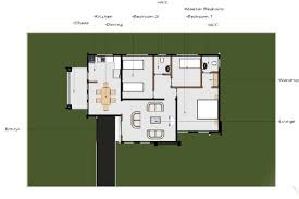 Build This Modern Three Bedroom House